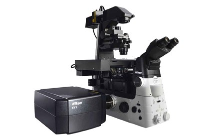 Nikon confocal microscopes  image