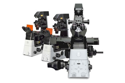 Nikon inverted microscopes  image