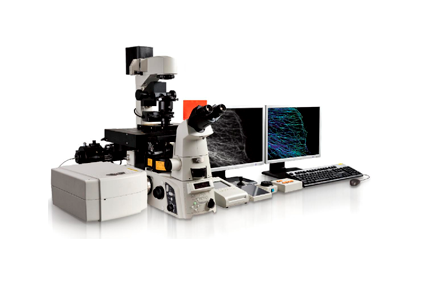 Confocal microscopes  image